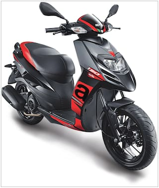 Aprilia SR 150 BSIV ABS  BS-IV (Ex-Showroom Price)