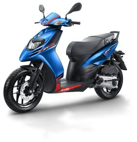 Aprilia SR 125 CBS (Ex-Showroom Price)