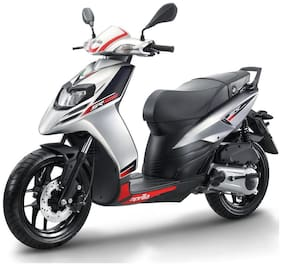 Aprilia SR 125 (Ex-Showroom Price)