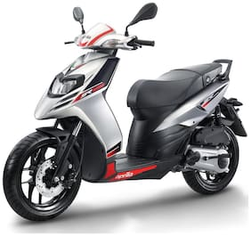 Aprilia SR 125  BS-IV (Ex-Showroom Price)