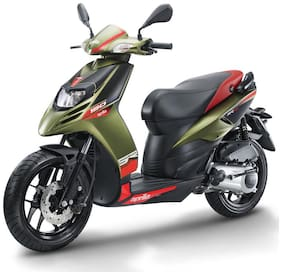 Aprilia SR 150 (Ex-Showroom Price)