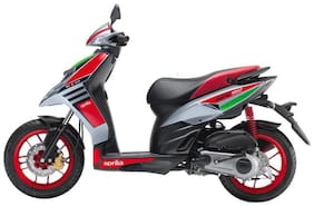 Aprilia SR 150 Race (Ex-Showroom Price)