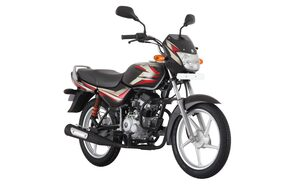 Bajaj CT 100 KS Alloy (Ex-Showroom Price)