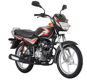 Bajaj CT 100 ES Alloy CBS (Ex-Showroom Price)