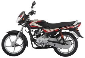 Bajaj CT 100 Kick Start Alloy (Ex-Showroom Price)