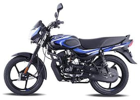 Bajaj CT 110 KS Alloy BS-VI (Ex-Showroom Price)