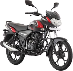 Bajaj Discover 110 Drum Brake CBS BS-IV (Ex-Showroom Price)