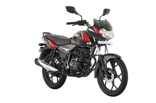 Bajaj Discover 125 Disc Brake CBS (Ex-Showroom Price)