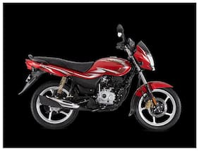 Bajaj Platina 100 ES Alloy CBS BS-VI (Disc) (Ex-Showroom Price)