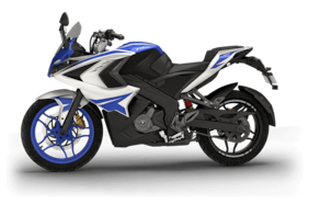 Bajaj Pulsar RS200 Twin Channel ABS BS-VI (Ex-Showroom Price)