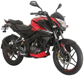 Bajaj Pulsar NS160 Twin Disc (Ex-Showroom)