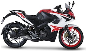 Bajaj Pulsar RS200 ABS Twin Channel (Ex-Showroom)