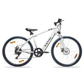 Being Human E Cycle - BH12 (White)