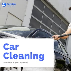 Car Cleaning (Done at Doorstep)