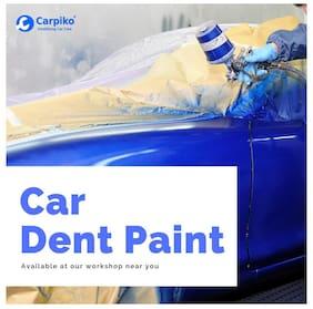 Car Dent Paint (Done at Workshop)