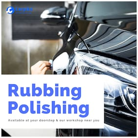 Car Rubbing & Polishing (Done at Workshop)
