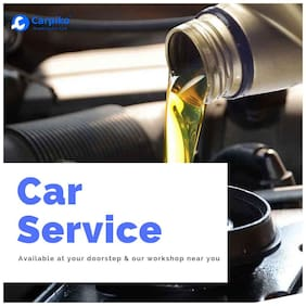 Car Service (Done at Doorstep)
