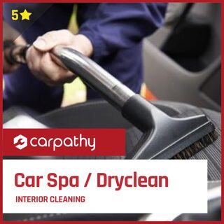 Carpathy Car Spa - Interior For Car
