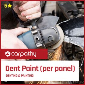Carpathy Dent Paint Per Panel For Car