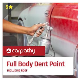 Carpathy Full Body Dent Paint (Pearl) For Car