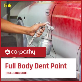 Carpathy Full Body Dent Paint (Metallic) For Car
