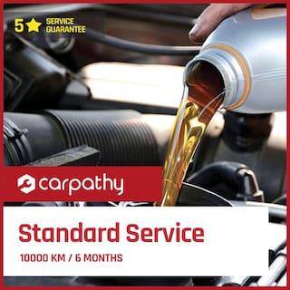 Carpathy Standard Service For Car