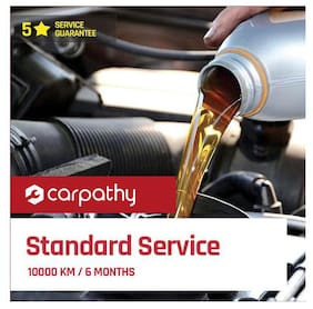 Carpathy Standard Service For Car