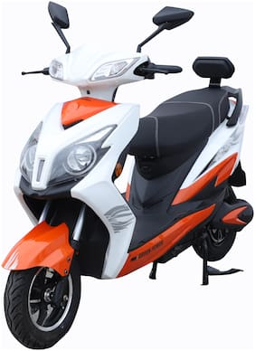 Crayon Motors Envy 60V 24Ah Electric Scooter (Lithium) (Ex-Showroom Price)