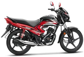 Honda Dream Yuga Standard BS-IV (Ex-Showroom Price)
