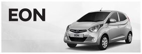 Hyundai EON  (Booking Amount)