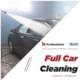 Full Car Cleaning