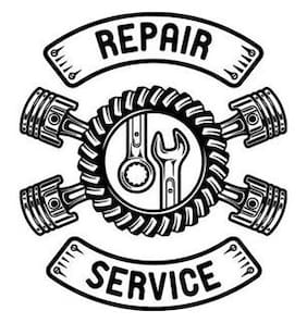 Full Two-wheeler Service - Repair