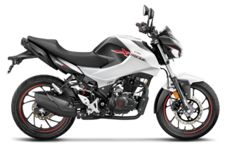 Hero Motocorp Xtreme 160R BS-VI (Self Start Double Disc Brake Alloy Wheel - FI) (Ex-Showroom Price)