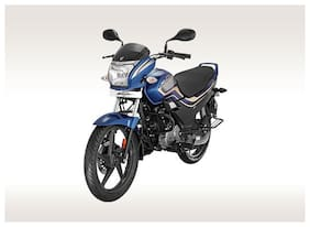 Hero Motocorp Super Splendor Self Start Drum Brake Alloy Wheel BS-VI (FI) (Ex-Showroom Price)