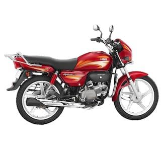 Hero Motocorp Splendor+ i3s Self Start Drum Brake Alloy Wheel - i3s (Ex-Showroom Price)