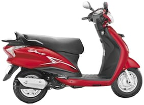 Hero Motocorp Duet LX BS-IV (Ex-Showroom Price)