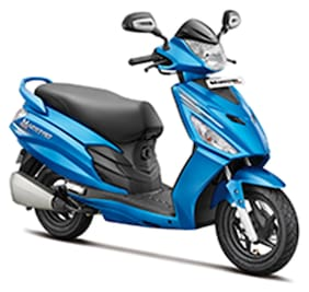 Hero Motocorp Joy Ride For Scooter