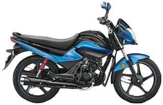 Hero Motocorp Splendor iSmart+ Self Start Drum Brake Alloy Wheel BS-IV (Ex-Showroom Price)