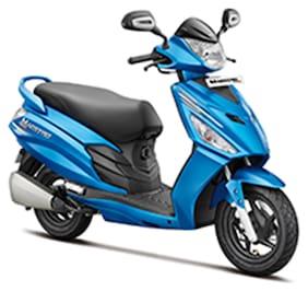 Hero Motocorp Joy Ride