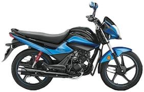Hero Motocorp Splendor iSmart 110 Self Start Drum Brake Alloy Wheel BS-IV (Ex-Showroom Price)