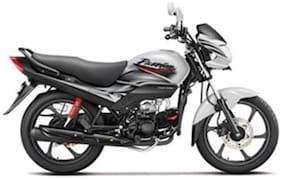 Hero Motocorp Passion Pro i3s Self Start Disc Brake Alloy Wheel (Ex-Showroom Price)