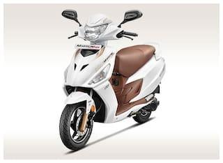 Hero Motocorp Maestro Edge 125 Self Start Drum Brake Alloy Wheel BS-VI (FI) (Ex-Showroom Price)