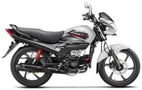 Hero Motocorp Passion Pro i3s Self Start Drum Brake Alloy Wheel (Ex-Showroom Price)