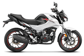 Hero Motocorp Xtreme 160R BS-VI (Self Start Disc Brake Alloy Wheel - FI) (Ex-Showroom Price)