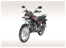 Hero Motocorp Splendor+ Self Start Drum Brake Alloy Wheel BS-VI (FI-i3S) (Ex-Showroom Price)