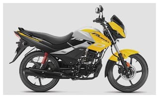 Hero Motocorp Passion Pro Self Start Drum Brake Alloy Wheel BS-VI (FI) (Ex-Showroom Price)