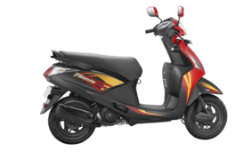 Hero Motocorp Pleasure Self Start Drum Brake Alloy Wheel (Ex-Showroom Price)