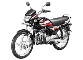 Hero Motocorp HF Deluxe - i3s Self Start Drum Brake Alloy Wheel - i3s (Ex-Showroom Price)