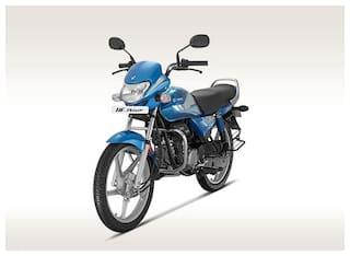 Hero Motocorp Hf Deluxe Self Start Drum Brake Alloy Wheel BS-VI (FI) (Ex-Showroom Price)