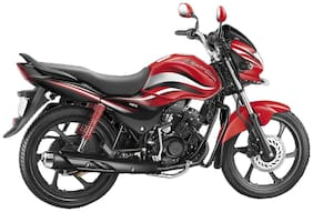 Hero Motocorp Passion Pro 110 Drum BS-IV (Ex-Showroom Price)